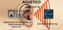 """ATTI del Convegno """"L'inquinamento acustico"""" – Aula Magna del Rettorato Università Roma Tre- 20 ottobre 2017"""
